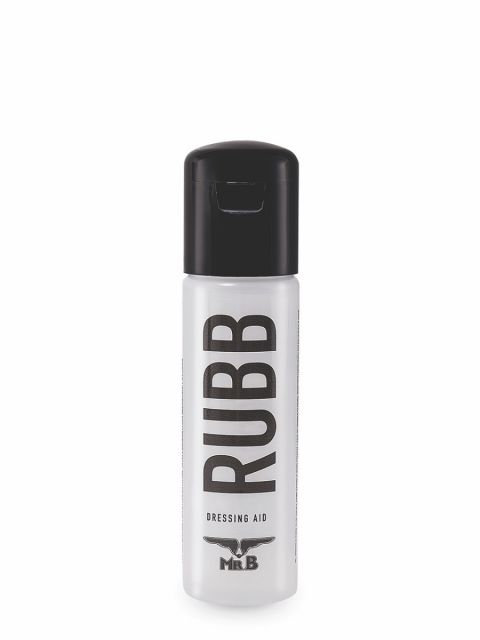 "MISTER B RUBBER DRESSING AID ""RUBB"" 100ml"