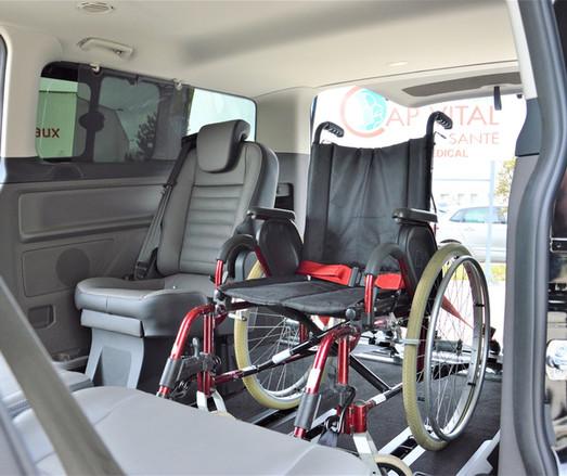Transport de personnes handicapées
