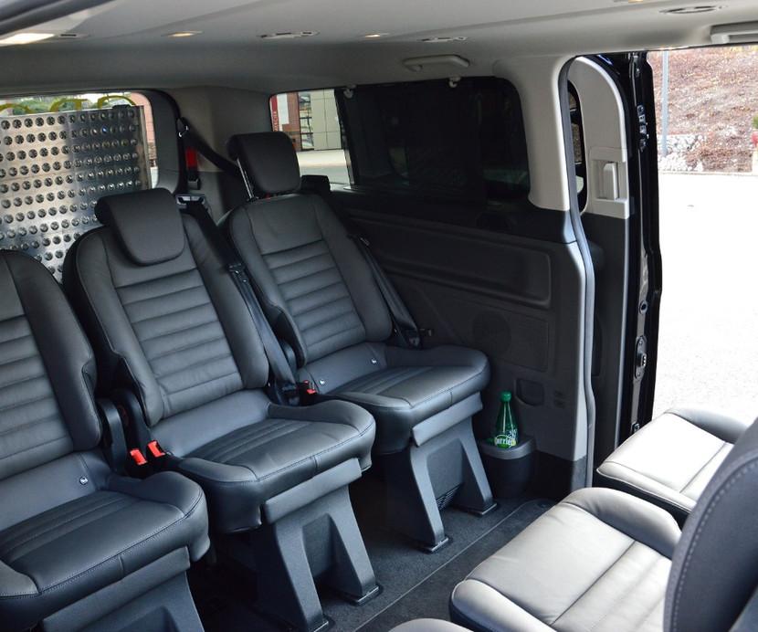 Taxi spacieux et tout confort