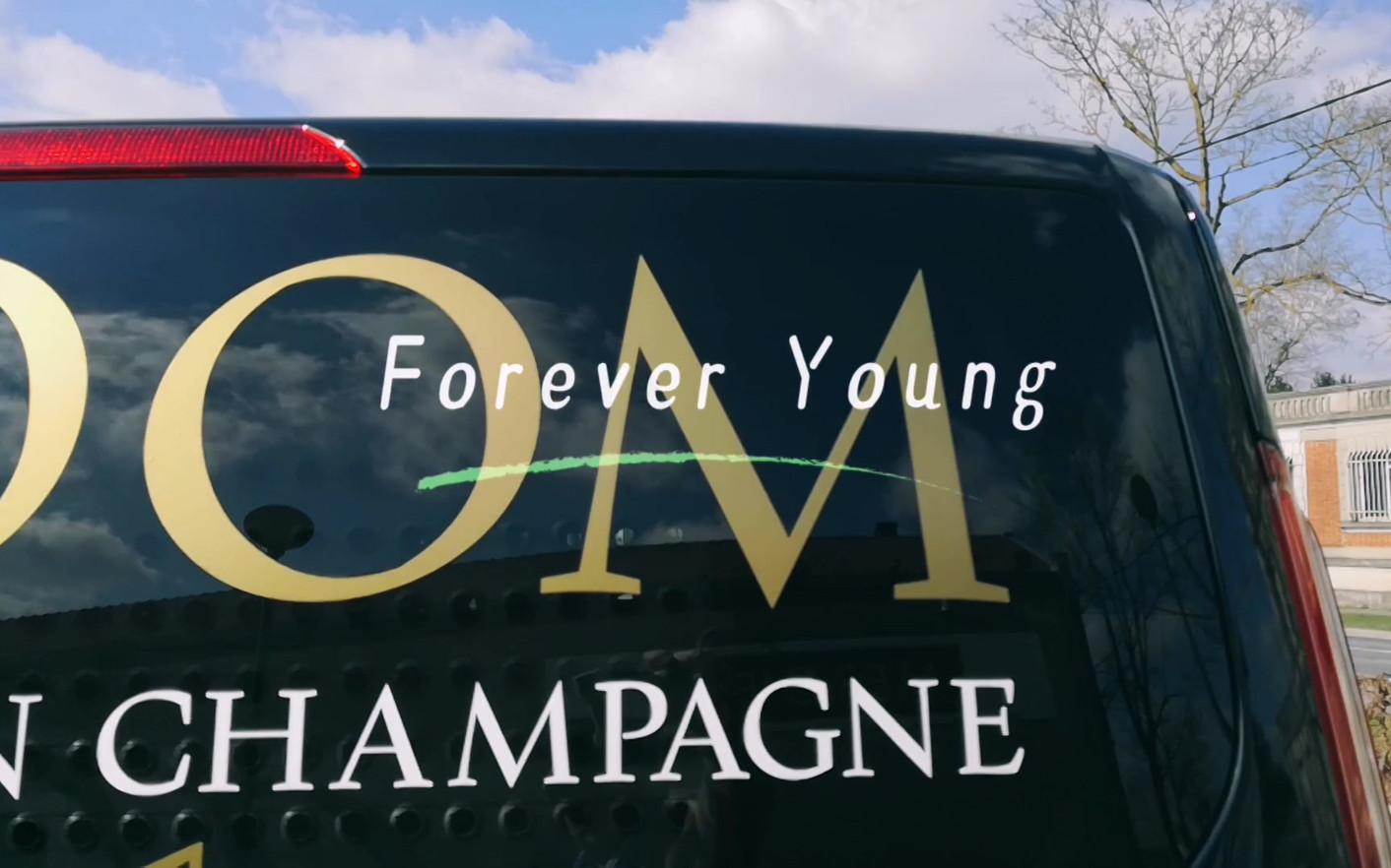 Chauffeur en Champagne