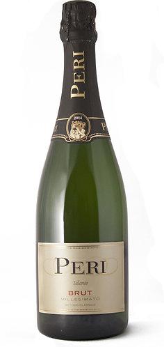 PERI BIGOGNO-MOUSSEUX TALENTO MILLESIMATO BRUT -36.65$- la btle (cs-6)