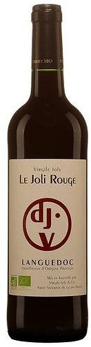 DOMAINE VIRGILE JOLY –LE JOLI ROUGE– 18.80$ btle (cs-12)