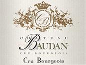 vins chateau baudan