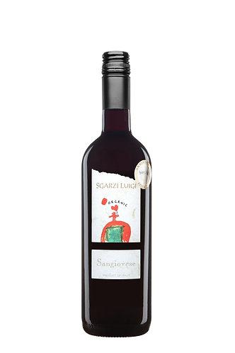 "CANTINE SGARZI LUIGI – SANGIOVESE""BIO""IGT– 16.99$ la bouteille (cc-12)"