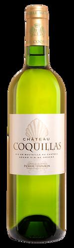 CHÂTEAU COQUILLAS – PESSAC-LÉOGNAN– 39.36$- la btle (cs-6)