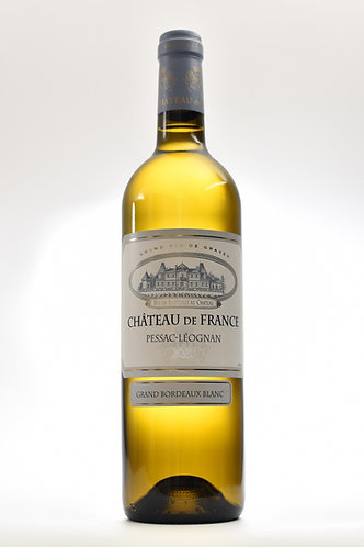 CHÂTEAU DE FRANCE– PESSAC-LÉOGNAN– 61.19$- la btle (cs-6)