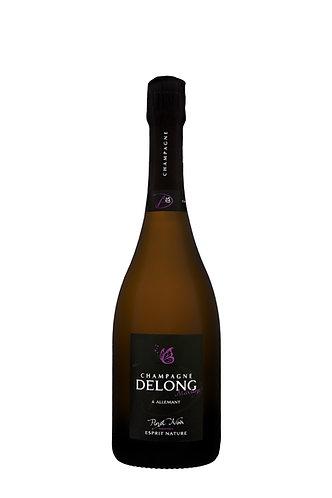 CHAMPAGNE MARLÈNE DELONG-ESPRIT NATURE-86.53$- la btle Cs-6