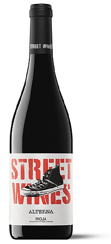 STREET WINES SL –ALTERNA– 15.95$ btle (cs-12)