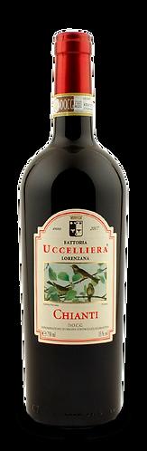 FATTORIA UCCELLIERA– CHIANTI CLASSICO DOCG– 28.90$ (Btle cs / 6)