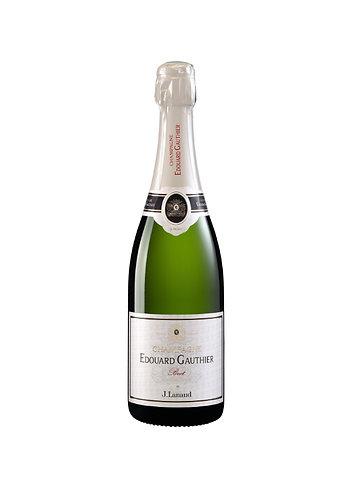 CHAMPAGNE J. LANAUD- CUVÉE ÉDOUARD GAUTHIER -53.50$- la bouteille (cs-6)