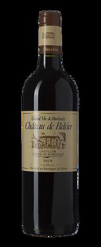 CHÂTEAU DE BELCIER – CÔTES DE CASTILLON – 25.65$ LA BOUTEILLE (cs-12)