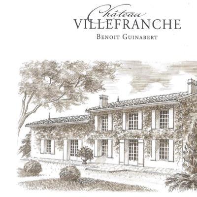 CHÂTEAU VILLEFRANCHE – SAUTERNES– $ LA BOUTEILLE (CAISSE DE 6)