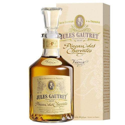 JULES GAUTRET – PINEAU DES CHARENTES - 34.50$ LA BOUTEILLE