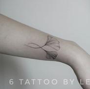 Leaf tattoo #dallastattoo #dallastattoos