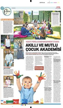Oyun ve Çocuk, Star Gazetesi