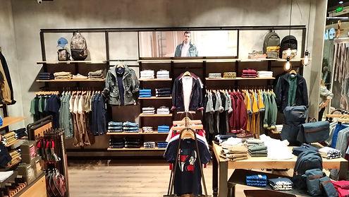 2016 - Anka Mall AVM - Timberland Mağaza