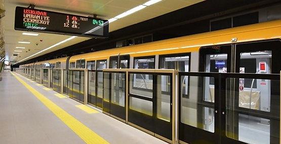 2018 - Üsküdar - Ümraniye Metrosu - Altu