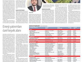 Besfin Dünya Gazetesi'nde