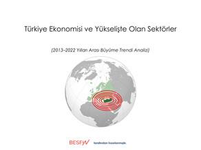 Türkiye Ekonomisi ve Yükselişte Olan Sektörler