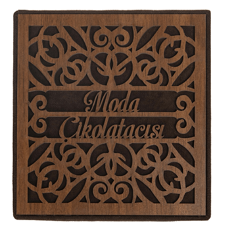 16'li Ahşap Karışık Ruby Çikolatalı Special Kutusu