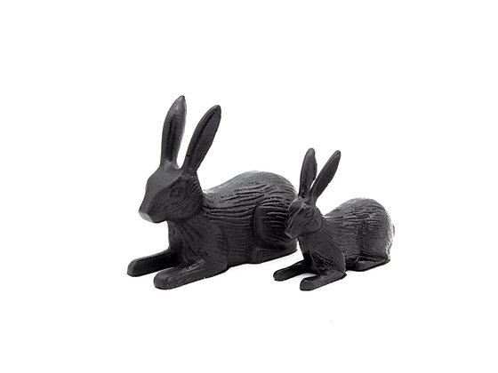 İkili Yatan Tavşan 10cm-14cm