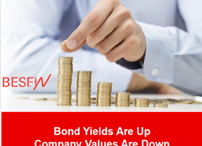 Bond Yields and Company Values