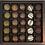 Thumbnail: 25'li Baskılı Karışık Truff Çikolata Kutusu