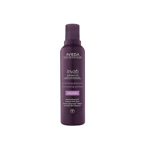 Aveda Invati Advanced Saç Dökülmesine Karşı Şampuan: Hafif Doku 200ml