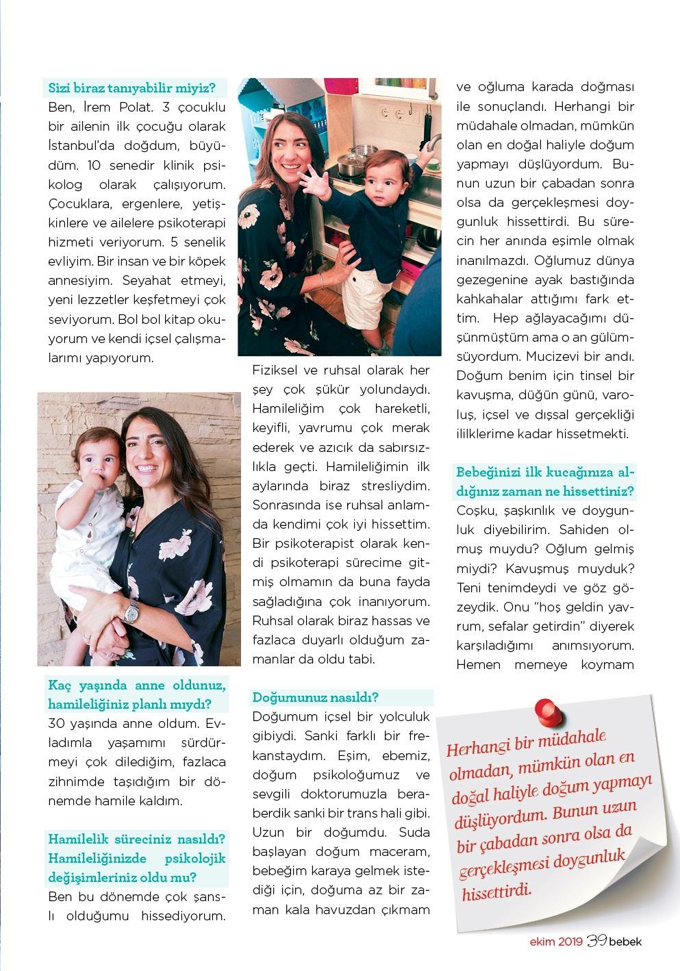 Bebek Dergisi
