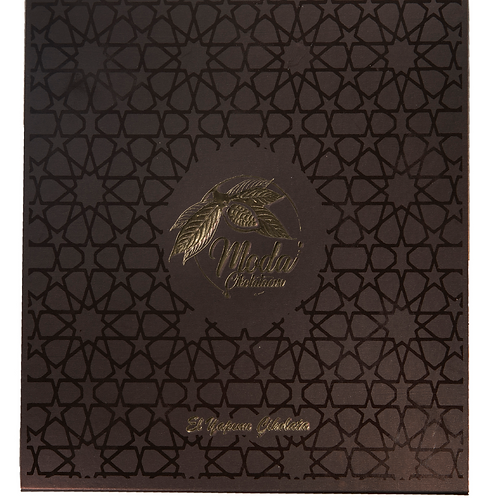 16'lı Baskılı Karışık Truff Çikolata Kutusu