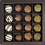 Thumbnail: 16'lı Baskılı Karışık Truff Çikolata Kutusu