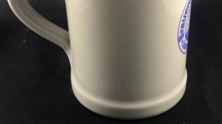Özel Tasarım Beyaz Vazo