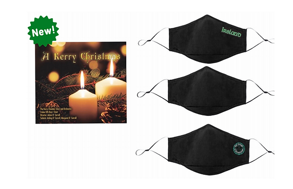 PRE-ORDER: An Irish Christmas CD Bundle Pack