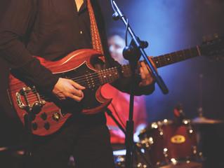 ギター演奏/動画配信