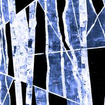 trazos blue