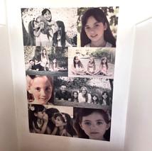 foto collàge caja escala / Chicureo
