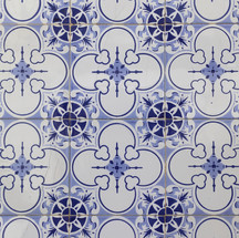 ceramica azul