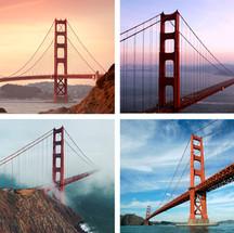 collàge Golden Gate