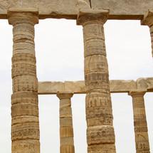 detalle templo neptuno