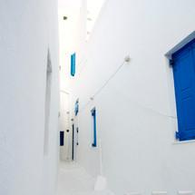 callejón griego