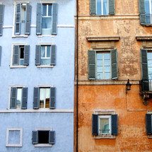 contrastes urbanos