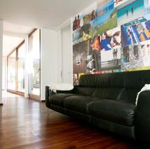 foto collàge sala estar / Chicureo