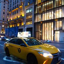 taxi @ NYC