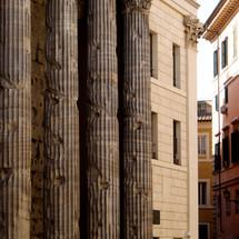 fragmentos de Roma