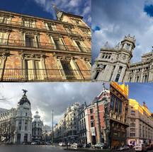collàge Madrid urbano