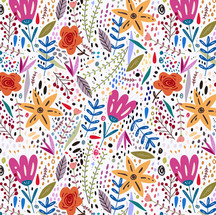 flores escandinavas