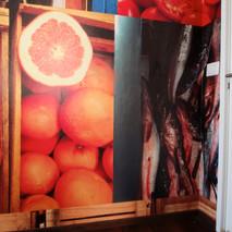 foto collàge cocina / Chicureo