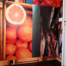 mural para cocina / Chicureo