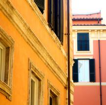 rincón en Roma