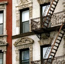 fachadas NYC